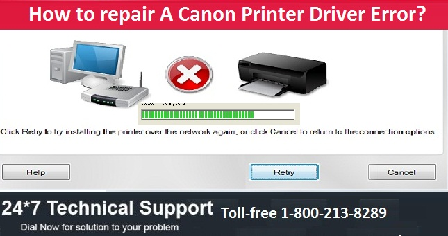How To Reinstall Printer Driver Canon