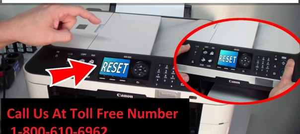 How to Reset a Canon Printer MX310