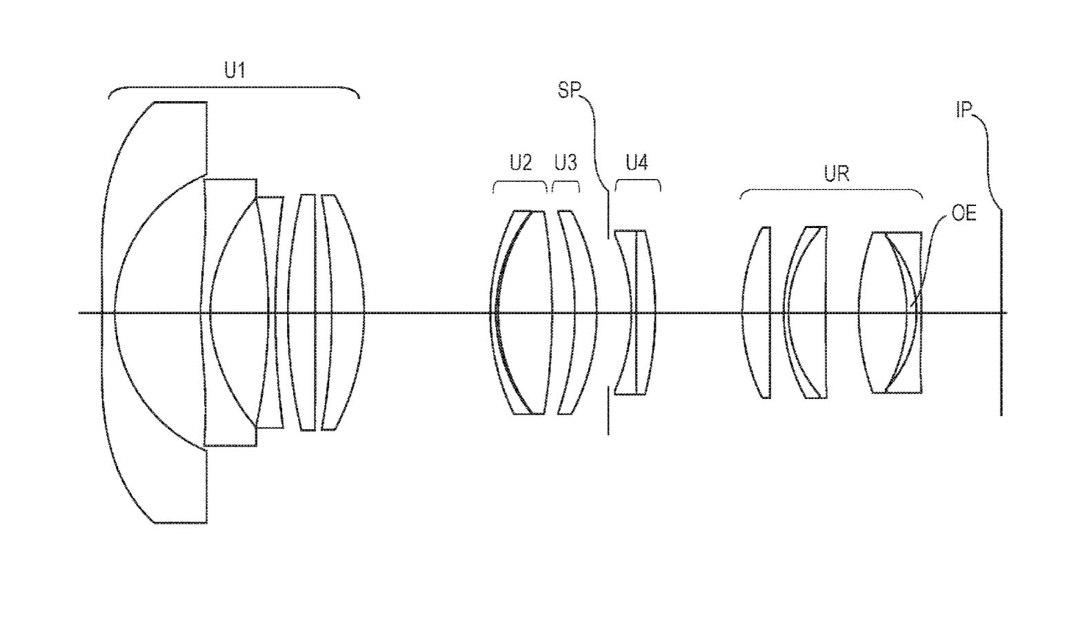 Patents: Canon RF 14-21mm f/1.4L, RF 12-20mm f/2L, RF 16