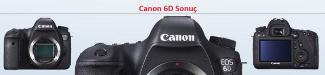 canon 6d alınır mı
