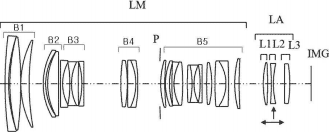 Canon Patent for EF-EF-M Adapter with Improved Auto-Focus