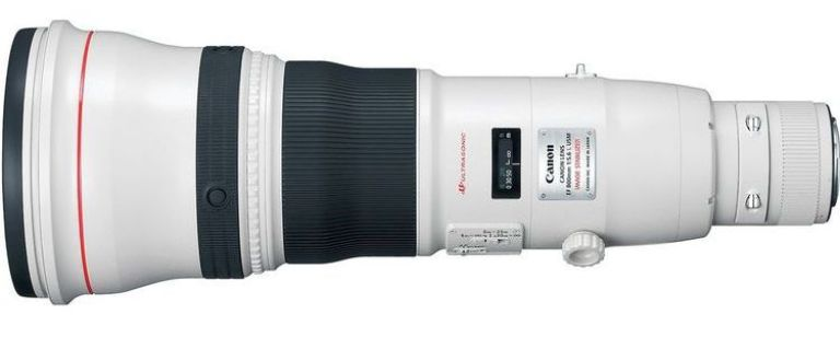 Canon EF 800mm f/5.6L IS