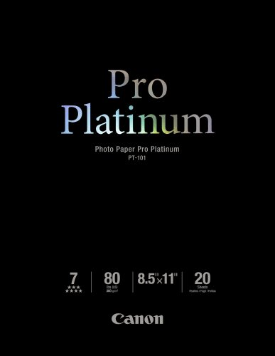 Canon Photo Paper Pro Platinum