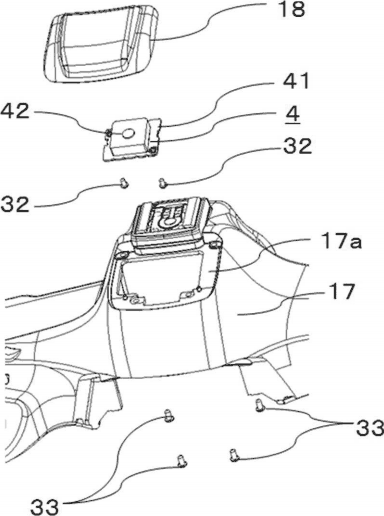 Canon patent shows how to implement GPS and other radio