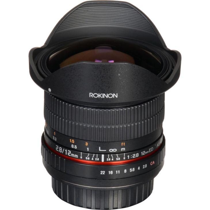 Rokinon 12mm F/2.8