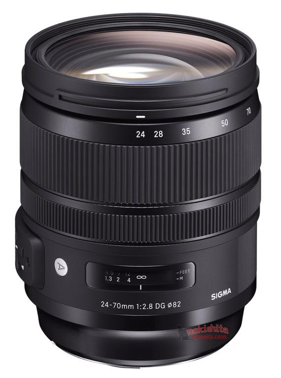 Sigma 24-70mm F/2.8 DG OS HSM | Art