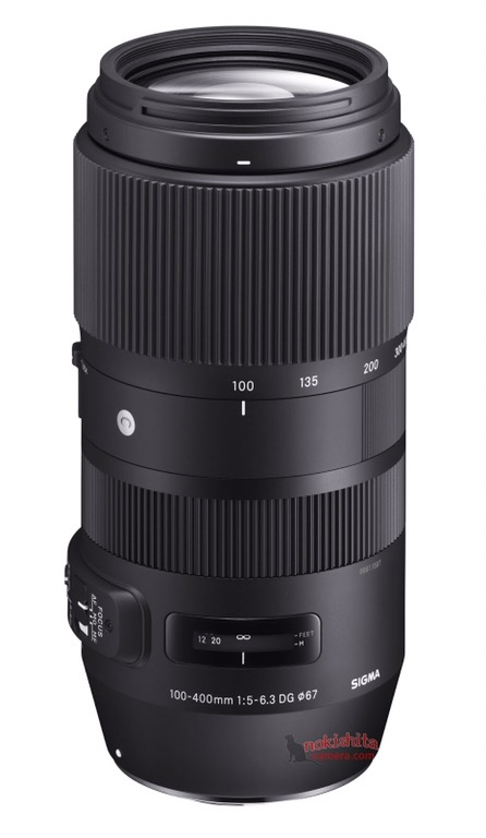 Sigma 100-400mm F/5-6.3 DG OS HSM | Contemporary