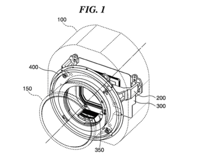 Canon working on weather sealed lens adapter, patent