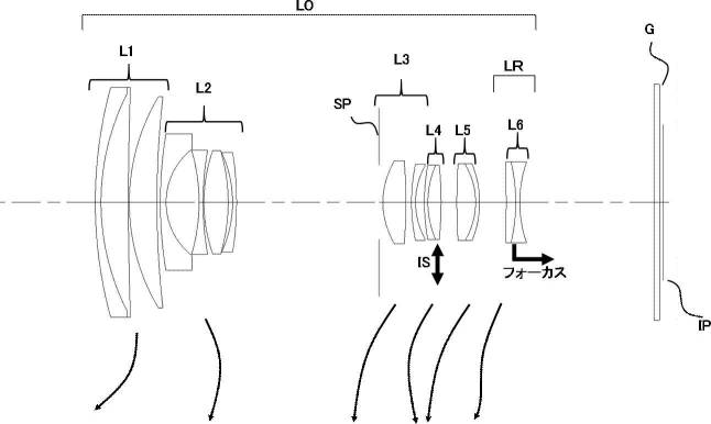 Canon patent application for 18-185mm IS lens for APS-C