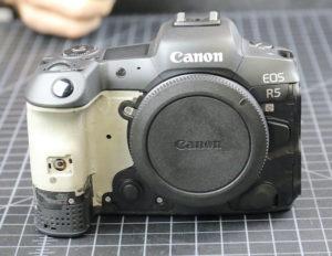 canon eos r5 teardown