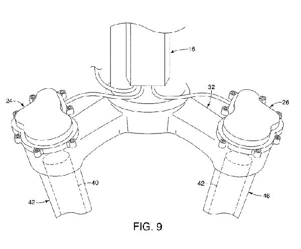 Shimano suspension fork