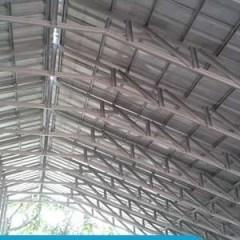 Nok Atap Baja Ringan Paket Spandek Include Canopy