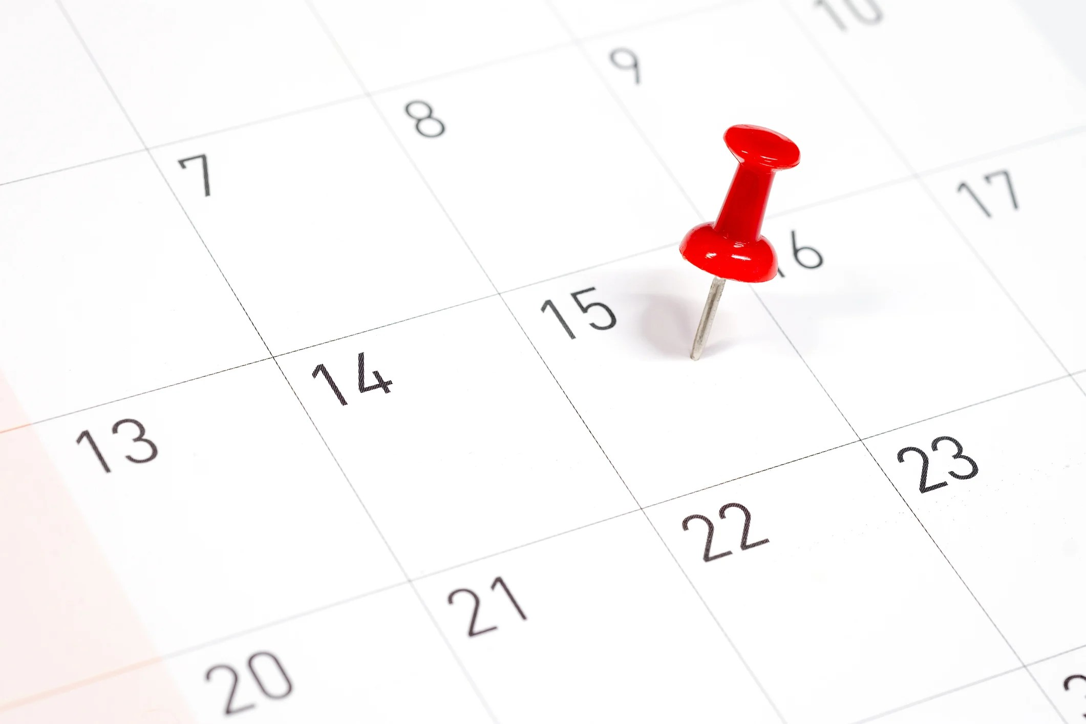 March and April Tax Deadlines 2019