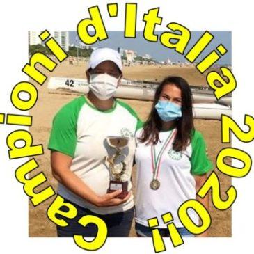 Canottaggio: siamo CAMPIONI DI'TALIA 2020!!🇮🇹🏆☘️👍💪