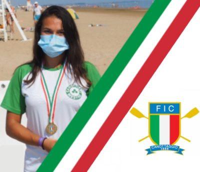"""Canottaggio: Teresa Zambon in """"maglia Azzurra"""" ai Campionati Europei 2020!! ☘️🇮🇹👍💪"""