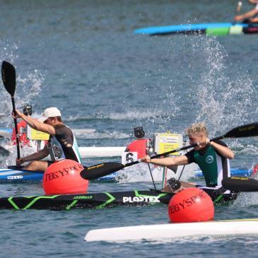 La canoa e i suoi campioni