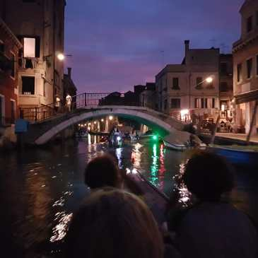 Canoa-kayak: a Venezia in dragon boat