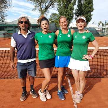 Tennis: SCM sugli scudi