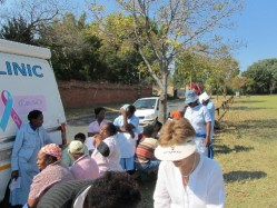 CANSA Mobile Unit at Central Gauteng 02
