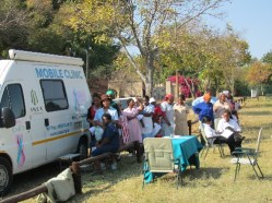 CANSA Mobile Unit at Central Gauteng 05