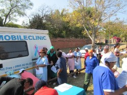 CANSA Mobile Unit at Central Gauteng 06