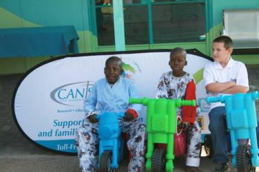 CANSA Paediatric Oncology Ward - Polokwane 35