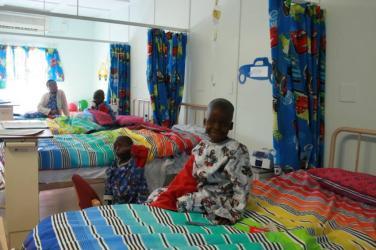 CANSA Paediatric Oncology Ward - Polokwane 20