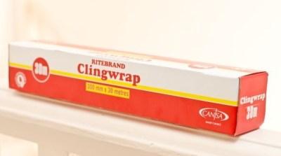 Ritebrand clingwrap