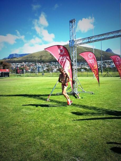 Cape Town winner