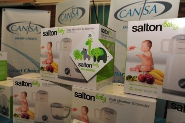 Salton BPAfree Baby Products Launch 3 Oct 2013 01