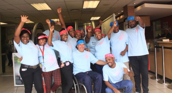 GamingForCancer at Spoor and Fisher 27 March 2015 11