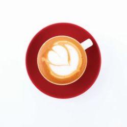 red espresso macciato