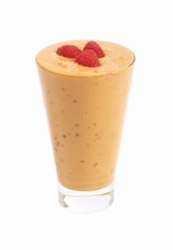 red espresso smoothie