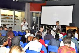 Cancer research symposium at WITS Feb 2017 02