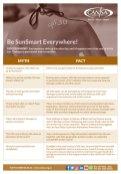 View SunSmart Infographics
