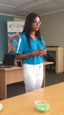 Lorraine Govender CANSA National Advocacy Co ordinator