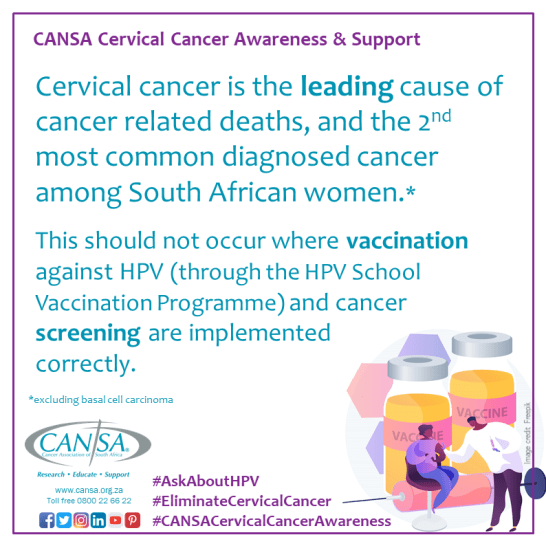 CANSA Cervical Cancer Campaign info 02