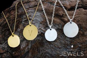 Pendants Gold & Silver