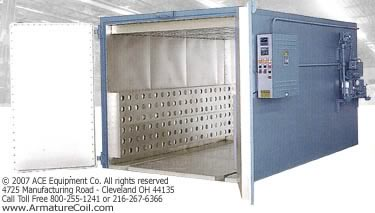 ACE Equipment Company Batch Oven in Toronto ON  General