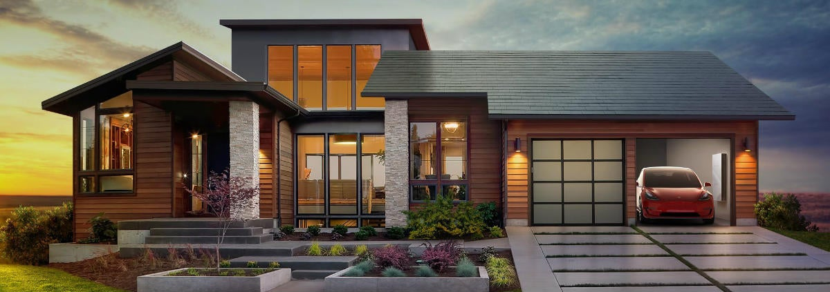 Teslas next step Solar tiles and Powerwall 2  Canstar Blue