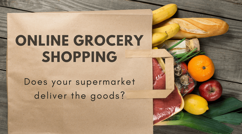 Online Grocery Shopping  2017 Review  Ratings  Canstar Blue