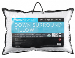 target pillows reviews features