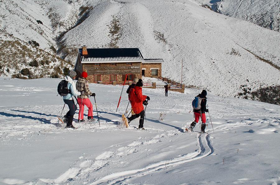 Refugio Tajahierro en Brañavieja