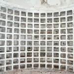 nichos pirámide de los italianos