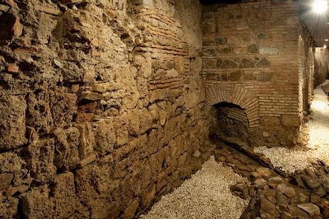 Resultado de imagen de muralla medieval santander