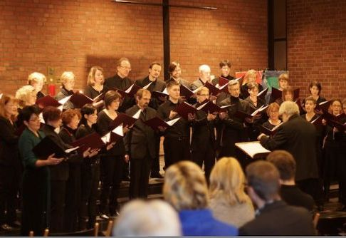 "Konzert ""On christmas night"", Dezember 2012, Philippuskirche Köln-Raderthal"