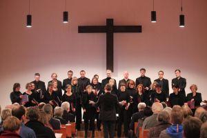 Kammerchor CANTAMO Köln, 2. Leverkusener Friedenskonzert