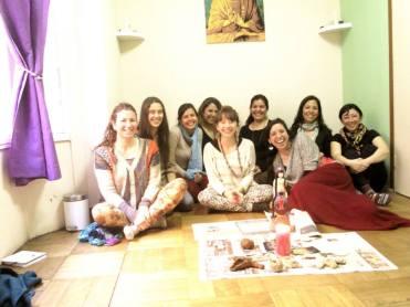 Seminario Sanación Energética Femenina- Santiago