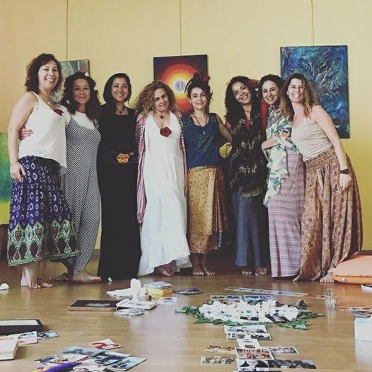 Encuentro sanación memorias vida intrauterina, Faro PORTUGAL