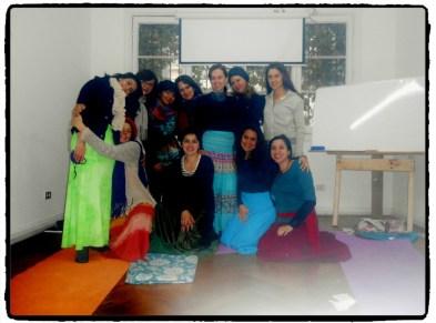 Seminario Sexualidad Ancestral, Santiago